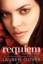 Delirium Trilogy: Requiem Bk. 3 by Lauren Oliver (2013, Paperback)