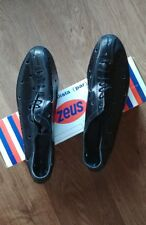 Vintage Zeus Cycling Shoes 39 NOS.