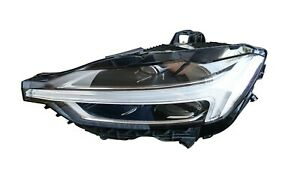 VOLVO XC60 II LHD Front Left Side FULL LED HEADLIGHT 31420417 Genuine
