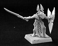 1 x ELF ROYAL GUARDSMAN - WARLORDS REAPER miniature d&d jdr rpg plate 14438