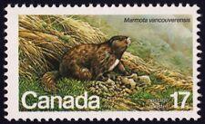 CANADA 1979 17c Marmot MNH @S2114