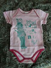 DIESEL Baby Pink Bodysuit 9 months
