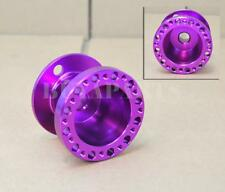 Purple Billet Aluminum 6 Bolt Steering Wheel Hub Adapter For Subaru Legacy 90-14