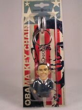 Harmony Kingdom Ball Pot Bellys Belly Key Chain 'Obama' #Pbkhbo New In Package