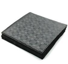 25 x Negro Desechables Manteles Fiestas Bodas cubiertas de tabla 90x88cm