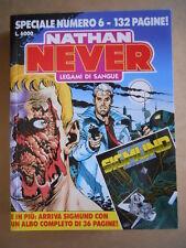 NATHAN NEVER Speciale n°6 Edizione Bonelli    [G363] con albo