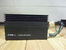 Vintage Alpine 3510 4-Channel Power Amplifier