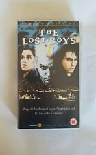 The Lost Boys VHS  WB RARE