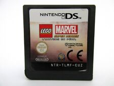LEGO MARVEL SUPER HEROES L'Univers en Péril - NINTENDO DS - Jeu DS Loose