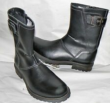 Next Women's 100% Leather Biker Boots