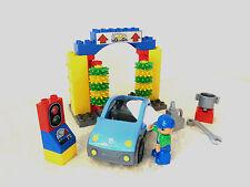 LEGO Duplo®  Waschanlage - Car Wash - Set 5696 - Auto, Waschstraße mit Zubehör