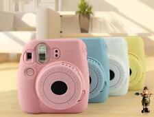 Cute Noctilucent Camera Case Skin Cover For FUJIFILM Instax Mini8 Mini8s Hot