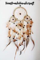 Traumfänger Dreamcatcher Indianer Motive Feder Dekoration Schlafzimmer Natur