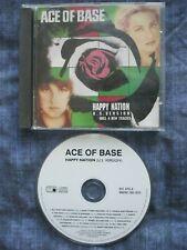ACE OF BASE - HAPPY NATION. (CD 1993). EAN:731452147226. 15 Tracks. U.S.Version.