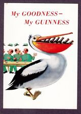 Postcard Guinness advertising Animal Posters toucan My Goodness My GA 891 6x4