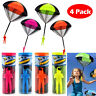 Children's Educational Toys Play Hand Outdoor Kids Parachute Mini Throwing Toys