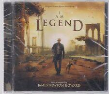 I AM LEGEND - JAMES NEWTON HOWARD SOUNDTRACK NEW & SEALED