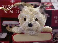Cairn Terrier ~ Ornament #9B