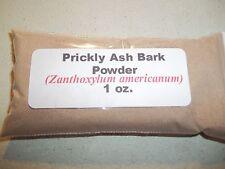 1 oz. Prickly Ash Bark Powder (Zanthoxylum americanum)