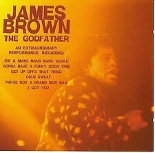 James Brown : The Godfather (CD)