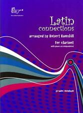 Latin Connections  (Clarinet & Piano) BW1325