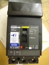SQUARE D 100 Amp I Line Circuit Breaker 3 pole HDA36100SA