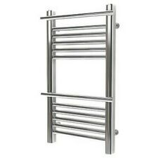 GOODHOME SOLNA WATER TOWEL WARMER 700 X 400MM CHROME