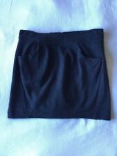 Witchery Women's Solid 100% Cotton Skirts for Women