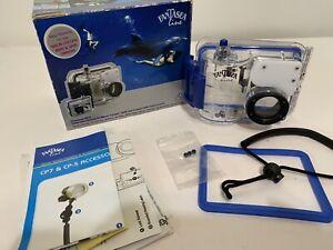 Fantasea CP-5 Underwater Waterproof Housing Case For Nikon Coolpix 4200 & 5200