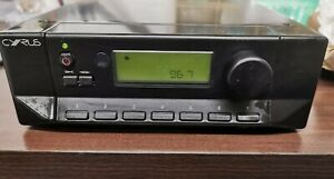 CYRUS  STEREO TUNER HI END AUDIOPHILE BRITISH MISSION FM7 MADE IN ENGLAND
