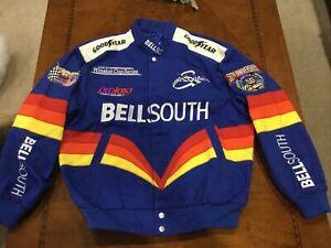 Vintage 1998 Joe Nemechek #42 Bell South Racing Jacket NASCAR Jeff Hamilton NEW