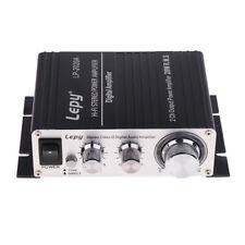 Black Car Motorcycle Hi-Fi Stereo Audio Power Amplifier for Lepai LP-2020A