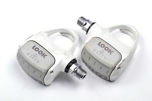 "Look PP156 Bicycle Clipless Pedals 9/16"" x 20 For Retro Road Bike"