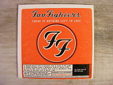 There is Nothing Left To Lose by Foo Fighters (CD,1999) IN STORE PROMO ONLY