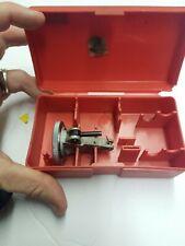 "Interapid Dial Indicator 312B-3V  x .0001"" Case"