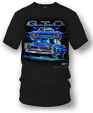 Wicked Metal - GTO Shirt - Pontiac GTO Shirt - Muscle Car T-shirt - 1966 GTO