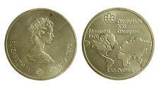 pcc2033_45) CANADA - 10 Dollars 1976 Montreal Olympiad