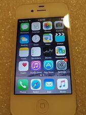 Apple iPhone 4S 8GB white (unlocked) Smartphone