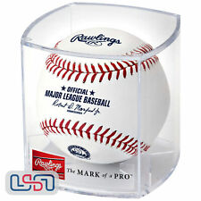 Minnesota Twins 60th Anniversary Official MLB Rawlings Baseball - Cubed