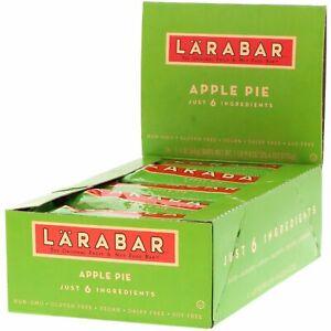 Larabar Apple Pie 16 Bars 1 6 oz 45 g Per Bar Dairy-Free, Gluten-Free, Kosher,