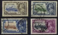 Decimal George V (1910-1936) Ceylon Stamps
