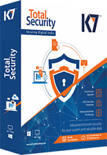 K7 Total Security 1PC 3Year license - internet security 3 Year PC licence