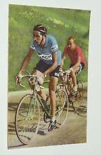 BLUE BAND 1954 SPORTBOEK #47 FAUSTO COPPI CYCLISME KOBLET BIANCHI CAMPIONISSIMO