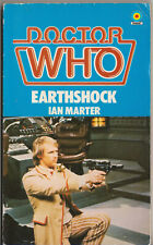 Doctor Who - Earthshock. 1st Target Books edition. Cybermen! Good story, too.