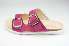 Legero Damenschuhe Pantolette FLOAT pink raspberry Leder