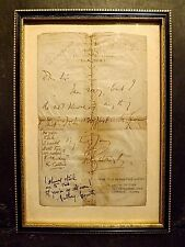 More details for anthony asquith, john galsworthy and kerree collins signatures handwritten .