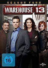 5 DVD-Box ° Warehouse 13 - Staffel 4 ° NEU & OVP