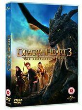 Dragonheart 3 The Sorcerer's Curse DVD 2014 Region 2