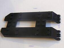 Lego 1 plateau noir voiture set 6586  / 1 black car base