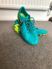 nike tiempo football boots FG Size 8.5uk